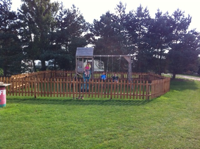 steadings park childrens playground